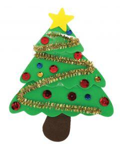 Foam Christmas Tree Kits x 20
