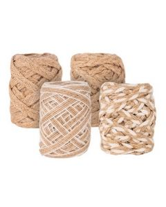 Natural Jute Braid 4 x 5m