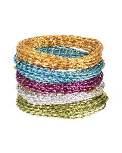 Metallic Twist Wire 30m