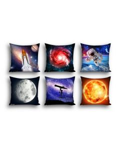 Into Space Cushions Set of 6