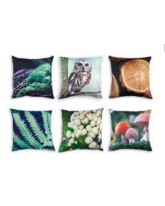 Into the Forest Cushions Set of 6