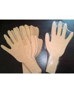 Sorry Day Hands 50pcs