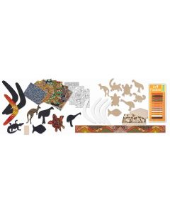 NAIDOC Project Classroom Kit 284pcs