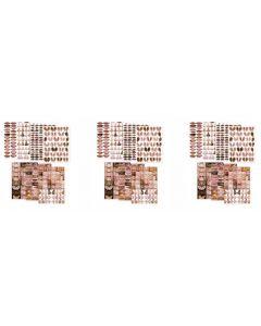 Parts Of Our Faces A3 Paper Sheets 120pcs