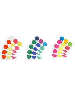 Class Set of Colour Block Palettes 12 Sets