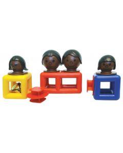 Mobilo Black Family 9pcs
