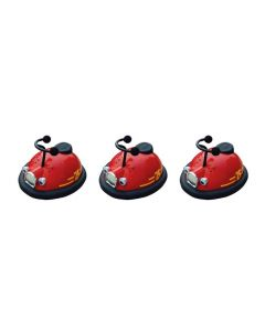 Bumper Cars Set of 3