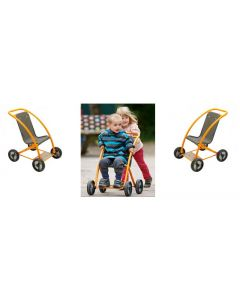 Winther Kids Strollers Set of 3