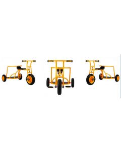 Top Trike Chariot Set of 3
