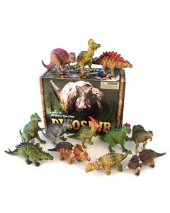 Dinosaurs Medium 12pcs