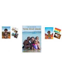 Let's Learn About Bush Tucker, Let's Learn About the Torres Strait Islands and My Family Likes Bush Tucker Big Books Set