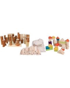Discovery Building Blocks Combo 257pcs
