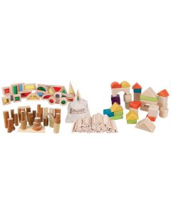 Discovery Building Blocks Combo 281pcs