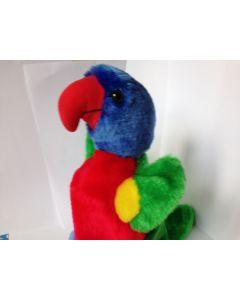 Parrot Hand Puppet