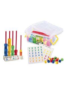 Linkable Abacus Set 139pcs