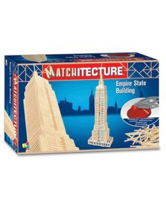 Matchitecture Empire State Building
