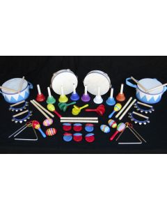 Jumbo Music Percussion Set 47pcs