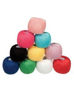 Thick Perle #5 Cotton 10pcs