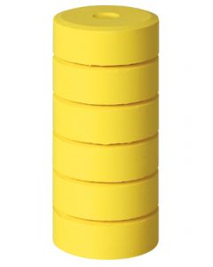 Refill Blocks Brilliant Yellow 6pcs