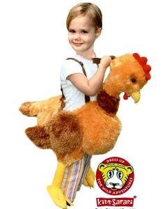 Hen Wrap 'n' Ride